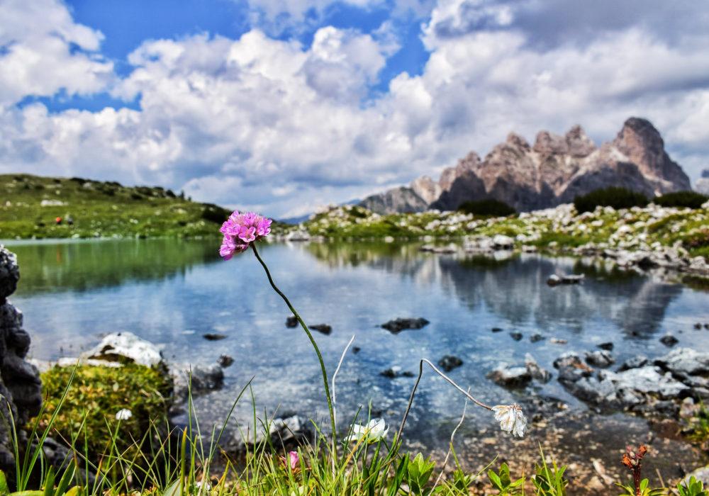 ITÁLIE: Tři pohádková jezera a Tre Cime di Lavaredo