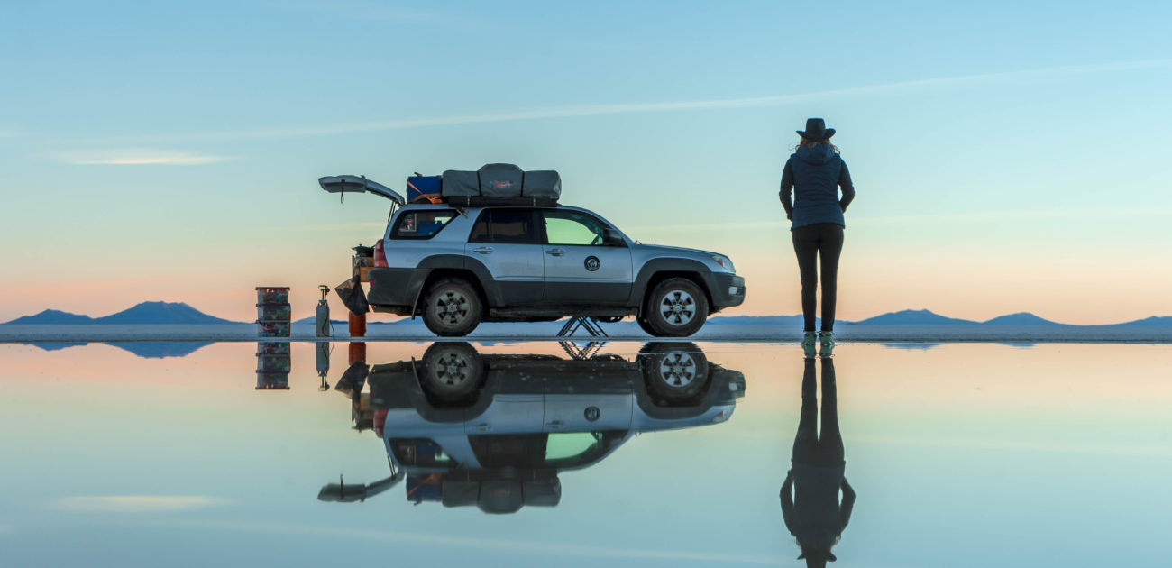 Kompletní průvodce pro cestování autem Jižní Amerikou: Chile, Argentina, Bolívie, Peru