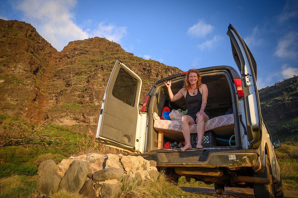 Vše o kempování na Havaji: Oahu, Kauai a Big Island