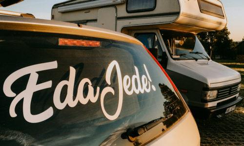 S Edou kolem českých hranic  – Tipy na výlety a kempovací místa